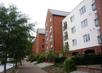 Thumbnail 1 bedroom flat to rent in River Heights, Wherry Road, Norwich