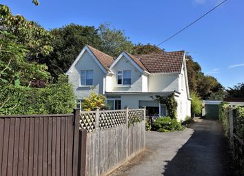 Thumbnail 4 bed detached house for sale in North Road, Dibden Purlieu, Southampton