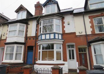 Thumbnail 4 bed terraced house to rent in Kirby Road, Leicester
