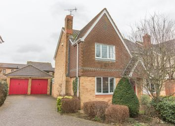 Thumbnail 4 bedroom detached house for sale in Strath Close, Rugby