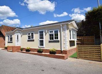 Thumbnail 1 bedroom mobile/park home for sale in Layters Green Mobile Home Park, Layters Green Lane, Chalfont St. Peter, Gerrards Cross