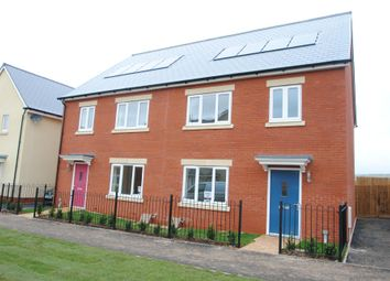 Thumbnail 4 bed semi-detached house for sale in Cleeve View, Bishops Cleeve, Cheltenham GL528Er