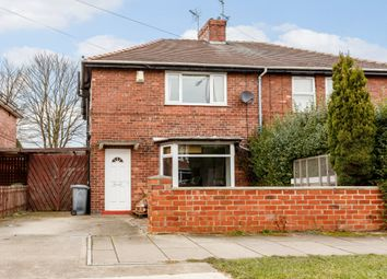 Thumbnail 3 bedroom semi-detached house for sale in Fourth Avenue, York, York