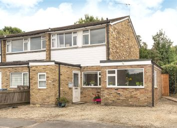 Thumbnail 3 bed end terrace house for sale in Woodley Hill, Chesham, Buckinghamshire