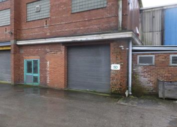 Thumbnail Light industrial to let in Unit 5d Botany Business Park, Botany Avenue, Mansfield, Notts