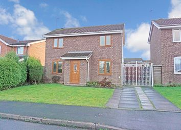 Thumbnail 3 bed detached house for sale in Lamprey, Dosthill, Tamworth