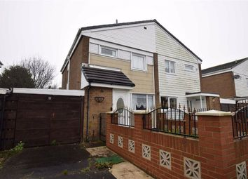 Thumbnail 3 bedroom semi-detached house for sale in Bardon Court, South Shields