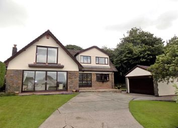 Thumbnail 5 bed detached house for sale in Daphne Close, Neath, Neath Port Talbot.