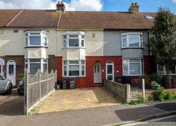 Thumbnail 2 bed terraced house for sale in Robinia Avenue, Northfleet, Gravesend