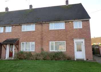 Thumbnail 4 bedroom end terrace house to rent in Fletchamstead Highway, Coventry