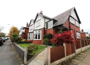 Thumbnail 3 bed semi-detached house for sale in New Hall Lane, Bolton