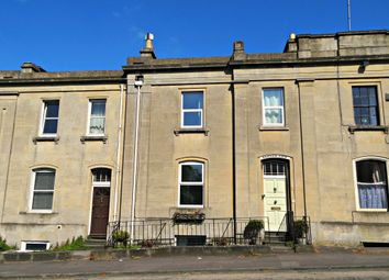 Thumbnail 4 bedroom terraced house for sale in Wellsway, Bath