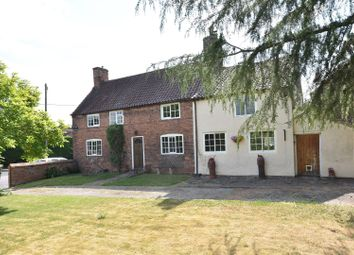 4 bed detached house for sale in Main Street, Weston, Newark NG23