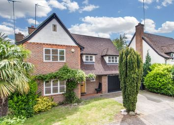 Thumbnail 4 bed detached house for sale in Swan Lane, Loughton
