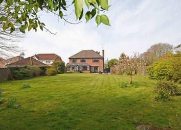 Thumbnail 5 bed detached house for sale in Winchester Road, Four Marks, Alton, Hampshire