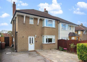Thumbnail 3 bed semi-detached house for sale in Shelvers Spur, Tadworth, Surrey.