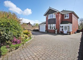 Thumbnail 3 bed detached house to rent in Ashbank Road, Ashbank, Stoke On Trent