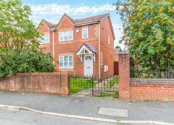 Thumbnail 3 bed semi-detached house for sale in Buckfield Avenue, Salford