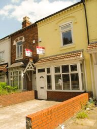 Thumbnail 4 bedroom terraced house to rent in Pershore Road, Selly Park, Birmingham, West Midlands