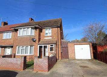 Thumbnail 3 bed end terrace house for sale in Antrim Road, Westbourne, Ipswich