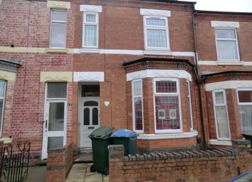 Thumbnail 4 bedroom terraced house to rent in Northfield Road, Stoke, Coventry