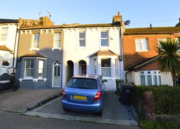 Thumbnail 2 bed terraced house for sale in Percy Road, Hastings, East Sussex