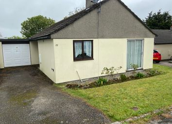 Thumbnail 3 bed detached bungalow to rent in Trethannas Gardens, Praze-An-Beeble, Camborne