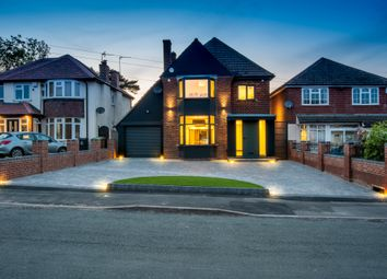 Thumbnail 3 bed detached house for sale in Bridle Lane, Sutton Coldfield, West Midlands