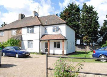 Thumbnail 1 bed maisonette to rent in Wennington Hall Cottages, Wennington, Essex