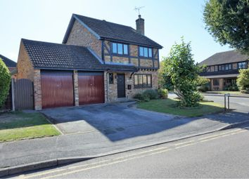 Thumbnail 4 bed detached house for sale in Lyndhurst Close, Bracknell