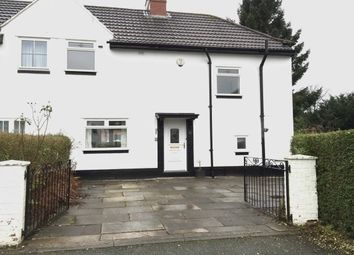 Thumbnail 3 bed property to rent in Bradbury Avenue, Altrincham