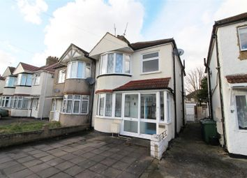 Thumbnail 3 bed semi-detached house for sale in Derby Avenue, Harrow