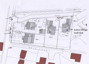 Thumbnail Land for sale in New Road, Sutton Bridge, Spalding