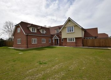 Thumbnail 5 bedroom detached house for sale in Great Tey Road, Little Tey, Colchester