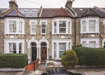 Thumbnail 4 bed terraced house for sale in Thirsk Road, London