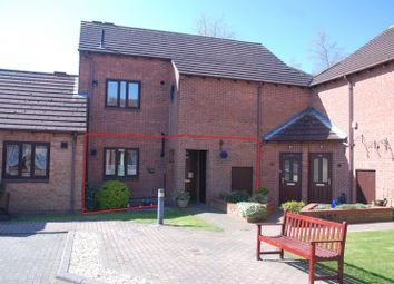 Thumbnail 2 bedroom flat for sale in Western Close, Ashby De La Zouch