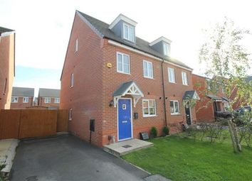 Thumbnail 3 bed property for sale in Terrier Grove, Leyland