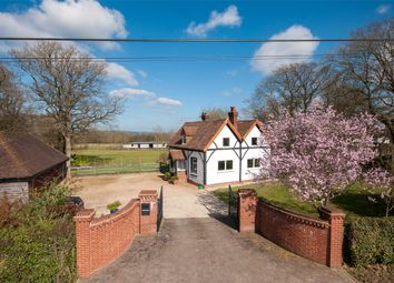 Thumbnail 3 bed detached house for sale in Stan Hill, Charlwood, Horley, Surrey
