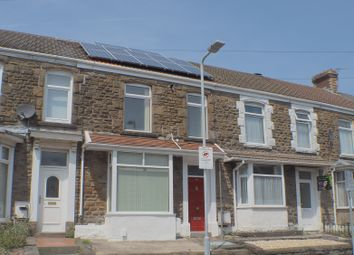 Thumbnail 3 bedroom terraced house to rent in Rhondda Street, Swannsea
