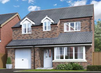 Thumbnail 4 bed detached house for sale in Plot 18, Humber View, Barton-Upon-Humber