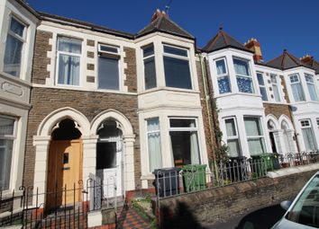 Thumbnail 6 bed terraced house for sale in Malefant Street, Cathays, Cardiff
