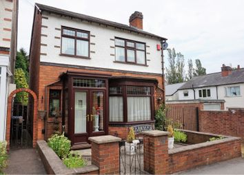 Thumbnail 3 bed detached house for sale in Galton Road, Smethwick