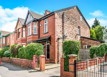 Thumbnail 4 bed semi-detached house for sale in Grangethorpe Drive, Manchester, Greater Manchester