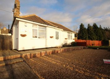 Thumbnail 2 bedroom bungalow to rent in Harborough Road, Oadby