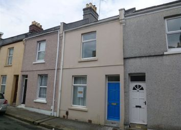Thumbnail 2 bed terraced house to rent in Nepean Street, Ford, Plymouth
