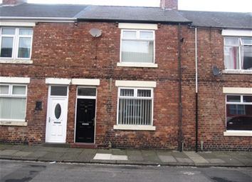 Thumbnail 2 bedroom terraced house to rent in Newton Street, Ferryhill, Co.Durham