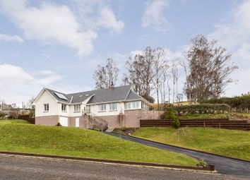 Thumbnail 4 bed detached house for sale in Pitcastle South, Pitlochry, Perthshire