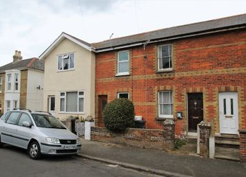 Thumbnail 2 bed terraced house for sale in Osborne Road, Ryde