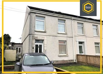 Thumbnail End terrace house for sale in Heol Y Parc, Pontarddulais, Swansea