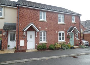 Thumbnail 2 bed terraced house for sale in Trem Y Cwm, Gellidawel, Merthyr Tydfil